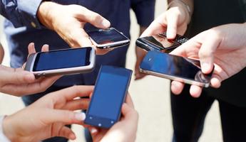 Preferências mundiais de acesso à internet móvel